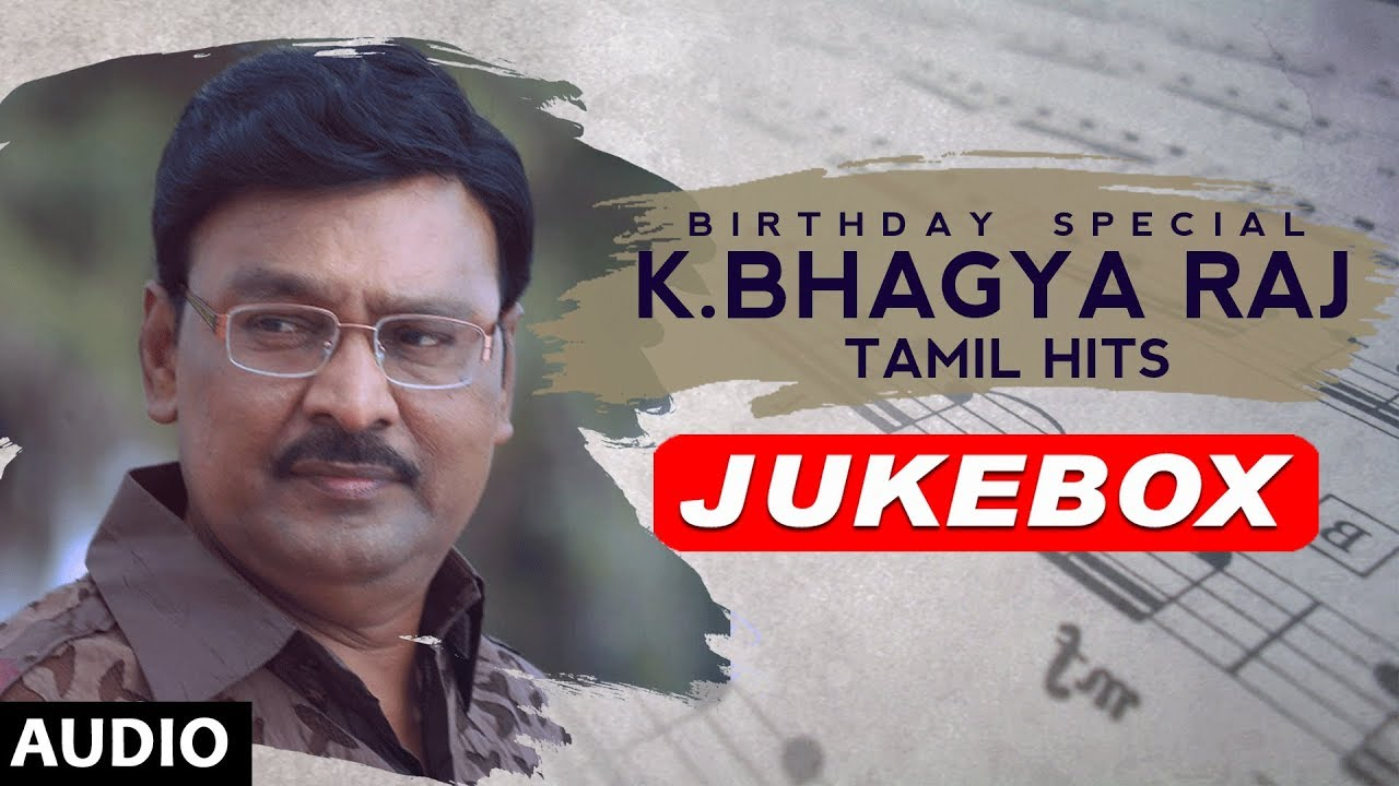 Actor Bhagyaraj Filmography