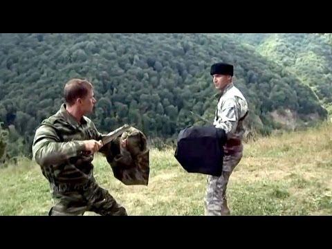 Погранзастава - Стреляющие горы