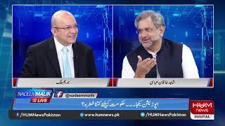 Program Nadeem Malik Live, 20 May 2019   Hum News