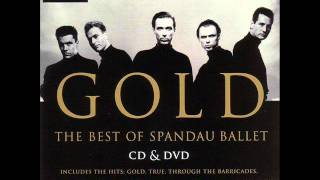 Spandau Ballet - Gold Extended Version (Version Larga).wmv