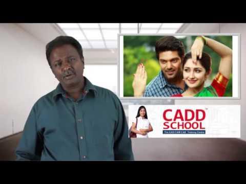 Ghajinikanth Review - Arya - Tamil Talkies
