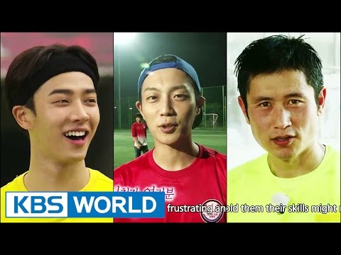 Cool Kiz on the Block | 우리동네 예체능 - FC Seoul Old Star vs. Coo