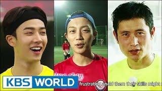 Cool Kiz on the Block | 우리동네 예체능 - FC Seoul Old Star vs. Cool Kiz FC (2014.09.05)