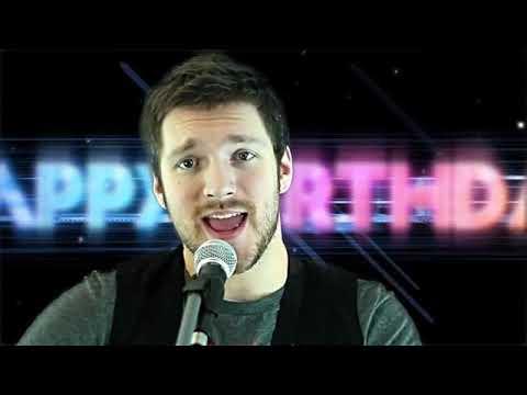 С днём рождения Егор (Видео поздравления)
