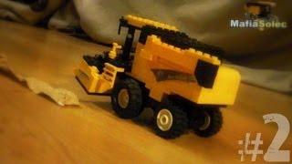 LEGO ㋡ Maszyny Rolnicze ☆ Lato #2 ★ MafiaSolec