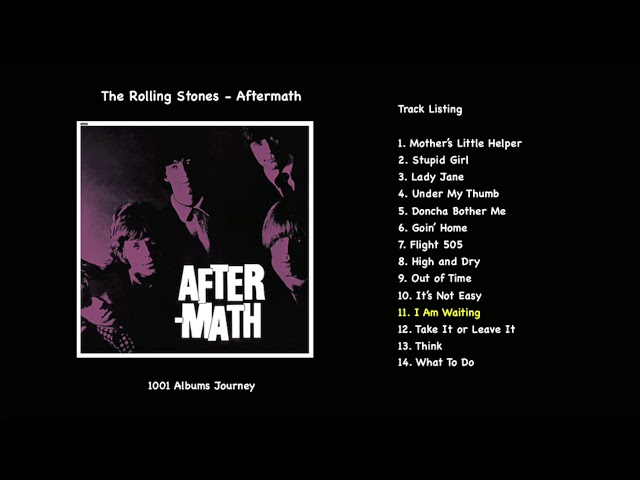 Альбом Aftermath (The Rolling Stones, 1966)