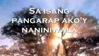 patuloy ang pangarap by angeline quinto with lyrics