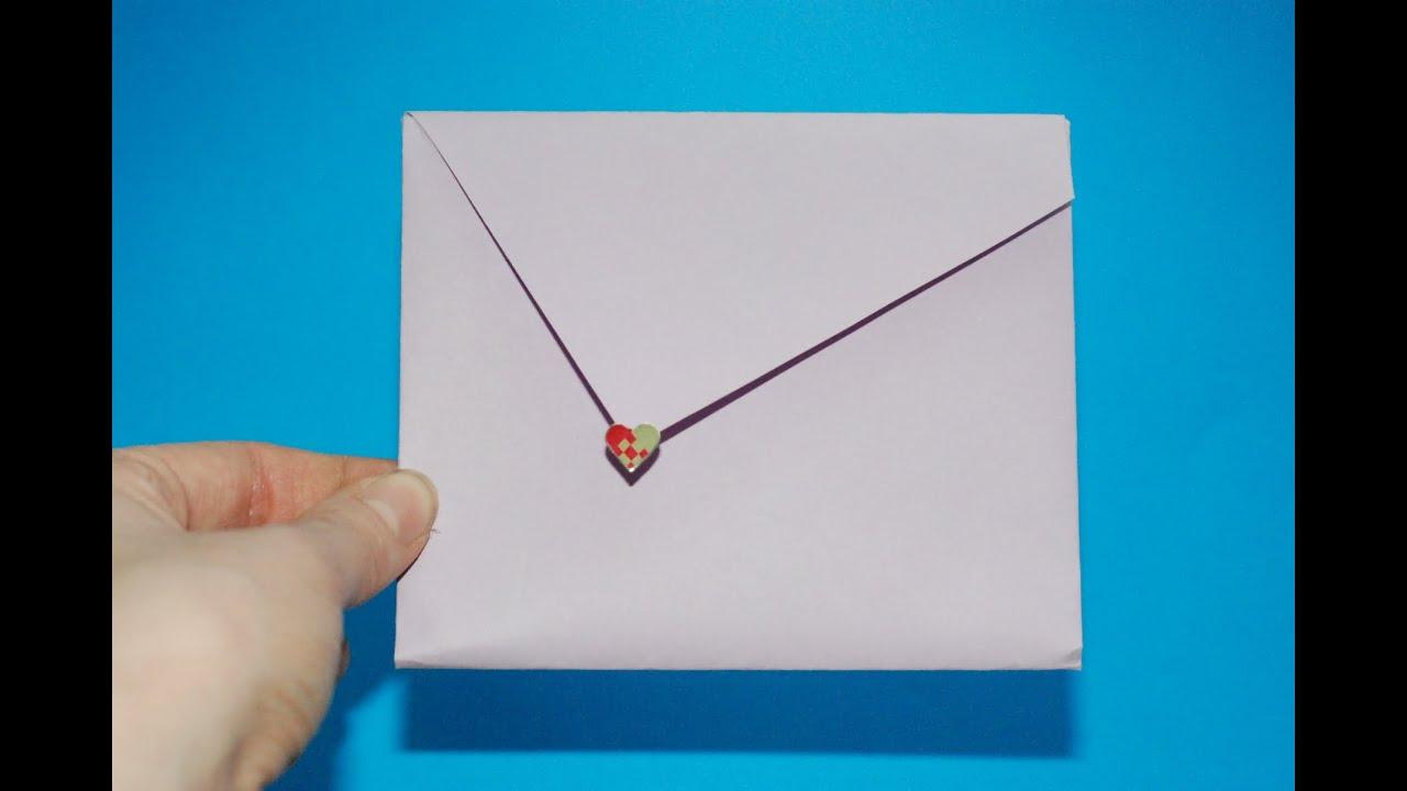 Jak zrobić własnoręczną kopertę z zaproszeniem