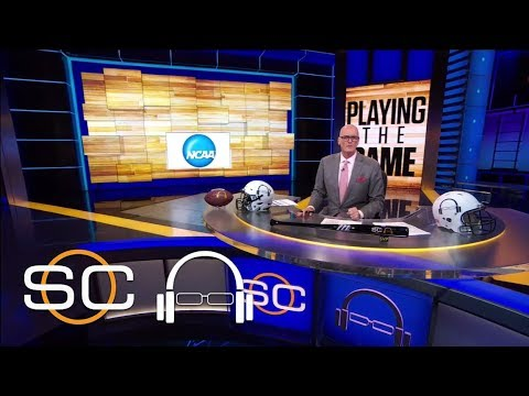 SVP not shocked by college basketball news | SC with SVP | ESPN