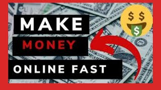 How to make money online fast and free no scams review