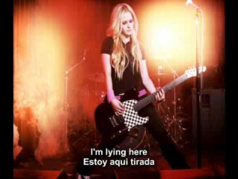 Avril Lavigne - Together subtitulado al español e ingles