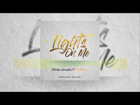 Winter Amadin ft Kelly Lyon - Lights On Me [Audio Visuals]