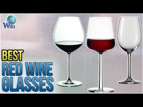 10 Best Red Wine Glasses 2018