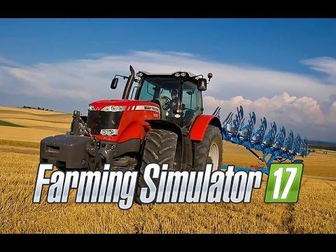 Farming Simulator 17  -  Карта Sosnovka # 21 ( Со зрителем )
