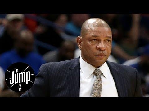 Doc Rivers blames Lonzo Ball for Blake Griffin