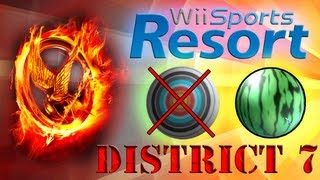 Sleepover Saturdays - The Hunger Games - District 7: Wii Sports Resort