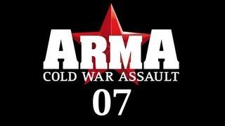 07 - Где-то в лесах Эверона   Operation Flashpoint (ArmA) Cold War Crisis