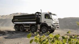 Prezentacja dla Klienta – Volvo FMX