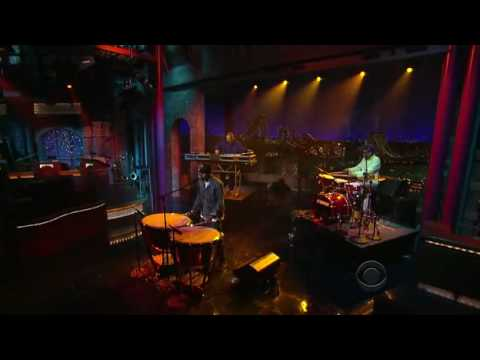MOS DEF-Late Show with David Letterman