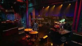 "MOS DEF-Late Show with David Letterman ""Quiet Dog"""