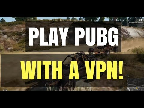 how to play pubg on proxy server