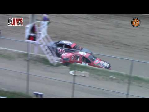 Five Mile Point Speedway Highlights 6-4-16