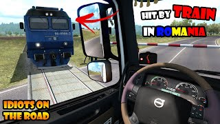 ★ IDIOTS on the road #69 - ETS2MP | Funny moments - Euro Truck Simulator 2 Multiplayer