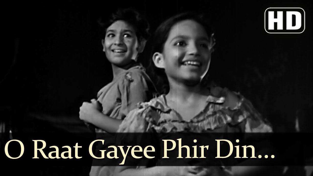 Raat gayi phir din aata hai   Atul's Song A Day- A choice