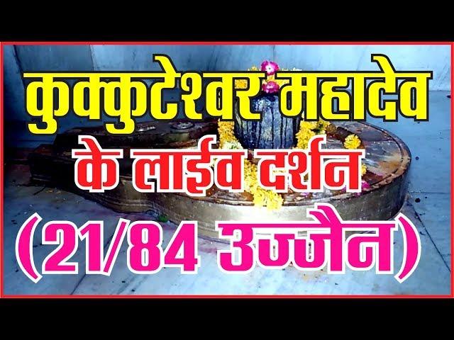 कुक्कुटेश्वर महादेव के लाईव दर्शन (21/84 उज्जैन),#hindi #breaking #news #apnidilli