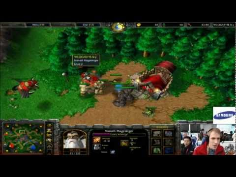 WCG 2012. 3rd Place Match. Moon vs Sky (комментирует Miker)