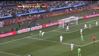 USMNT algeria 2010 first half usa full game