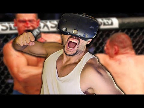 SIMULADOR DE PARTIR PIERNAS EN REALIDAD VIRTUAL | Drunkin Bar Fight (HTC VIVE)