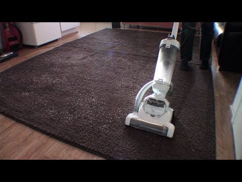 Review & Rice Pick Up Test: Argos Simple Value Upright Vacuum Cleaner