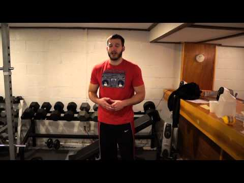 Build a Cheap Free Weight Home Gym
