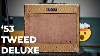 THE MAGIC OF SMALL TUBE AMPS