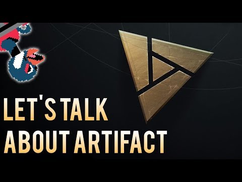 Let's Talk About the Artifact Info Dump