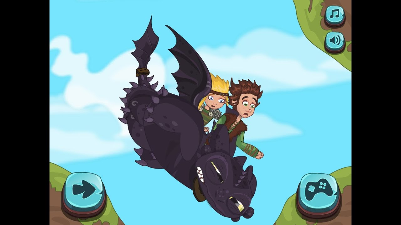 ... Game - How To Train Your Dragon Swamp Accident - Cutezee.com - YouTube