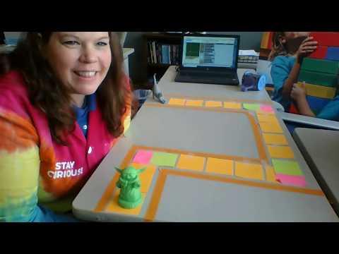 Curiosity Corner LIVE! Episode 3: Coding take 2