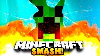 """Minecraft SMASH """"FUNNY MOMENTS"""" #1 w/ PrestonPlayz, Lachlan, CampingRusher & Kenny"""