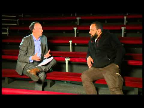 NEWSNIGHT: Comedian Dieudonne says the salute 'quenelle' is not anti-semitic