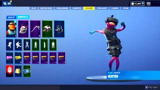 *NEW* All Leaked Fortnite Skins & Emotes! (Billy Bounce Emote, Guitar Walk, Starter Pack, Glitter)