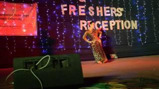 jao bolo tare kona cover by sruti iit farewell freshers 2017 jahangirnagar university full hd