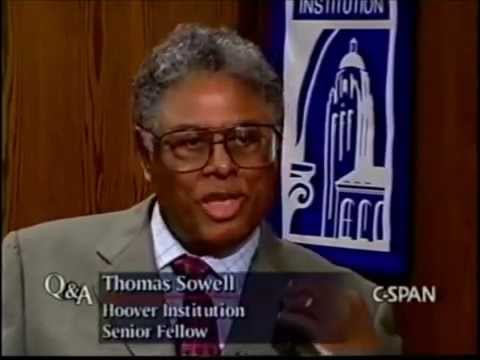 Q&A: Thomas Sowell Complete
