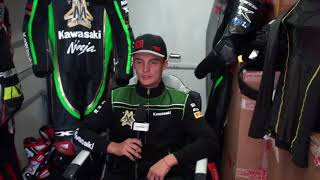 Интервью Ильи Михальчика WorldSТК 1000 Lausitzring