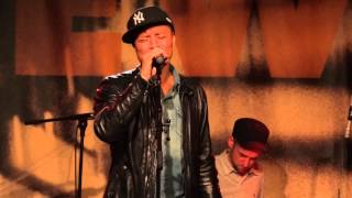 José James - It's All Over Your Body (Live @ New Morning, Paris) [2012-11-07]