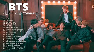 Download BTS English Songs Playlist 2021