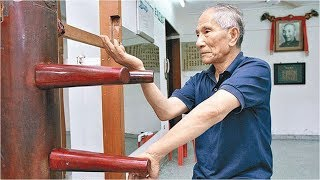 Con trai Diệp Vấn thi triển VỊNH XUÂN QUYỀN tuổi 95 khiến võ lâm bái phục