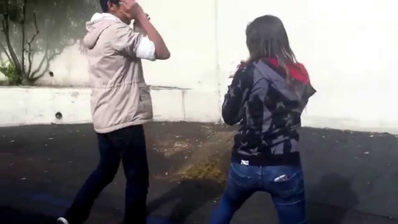 Asian girl gets beat up consider