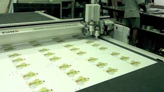 Digital Kiss-Cutting & Die-Cutting