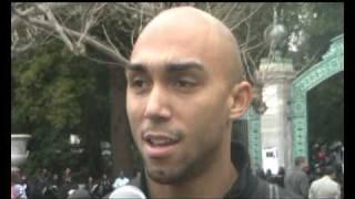 UC BERKELEY BLACKOUT PROTEST JU-TUBE five/5 ENT. Television Part 2